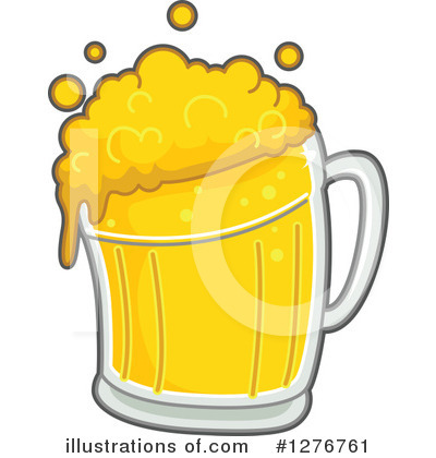 Beer Clipart #1276761 by BNP Design Studio