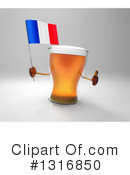 Beer Clipart #1316850 by Julos