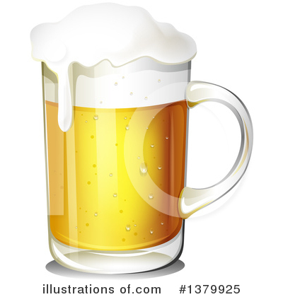 Beer Clipart #1379925 by Graphics RF
