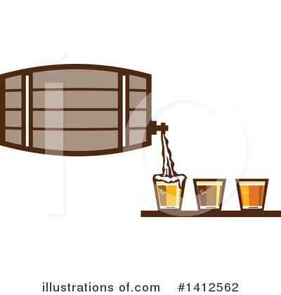 Beer Clipart #1412562 by patrimonio