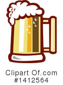 Beer Clipart #1412564 by patrimonio