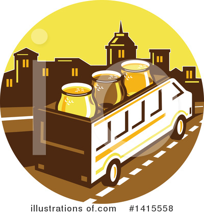 Bus Clipart #1415558 by patrimonio
