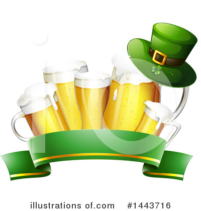 St Patricks Day Clipart #1443716 by Graphics RF