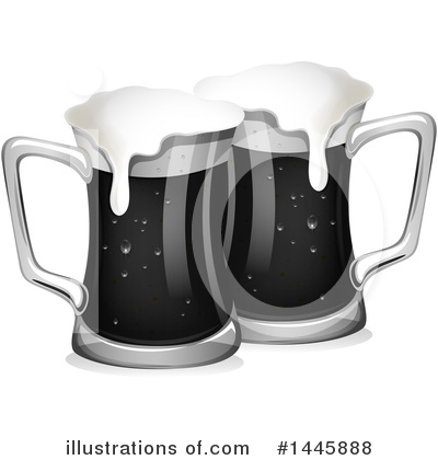 Beer Clipart #1445888 by Graphics RF