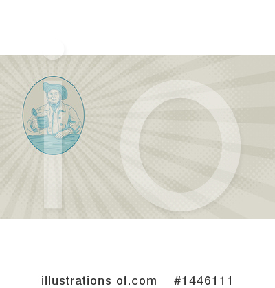 Business Card Design Clipart #1446111 by patrimonio