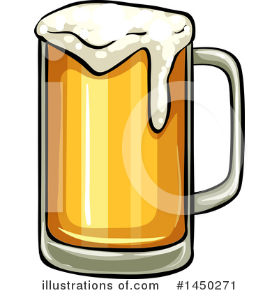Beer Clipart #1450271 by Graphics RF
