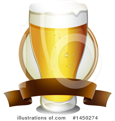 Beer Clipart #1450274 by Graphics RF