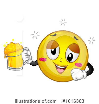 Royalty-Free (RF) Beer Clipart Illustration by BNP Design Studio - Stock Sample #1616363