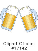 Beer Clipart #17142 by Maria Bell