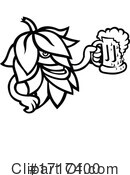 Beer Clipart #1717400 by patrimonio