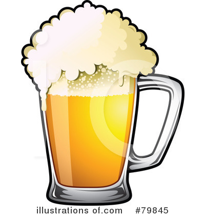 Beer Clipart #79845 - Illustration by TA Images
