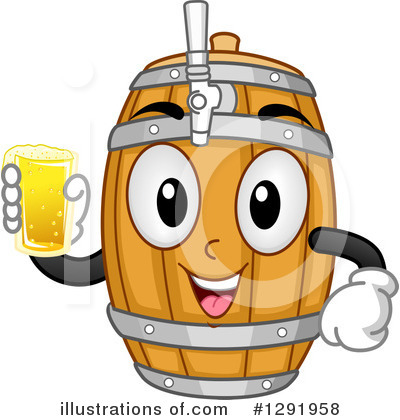 Beer Clipart #1291958 by BNP Design Studio