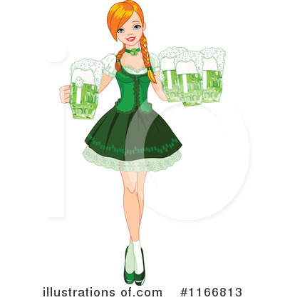 St Patricks Day Clipart #1166813 by Pushkin