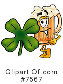 Beer Mug Clipart #7567 by Toons4Biz