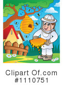 Bees Clipart #1110751