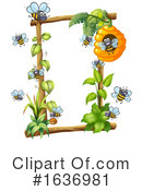 Bees Clipart #1636981 by Graphics RF
