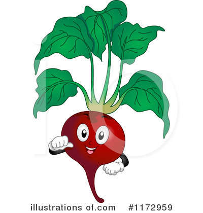 Produce Clipart #1172959 by BNP Design Studio