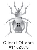 Royalty-Free (RF) Beetle Clipart Illustration #1182373