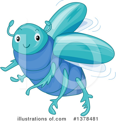 Insect Clipart #1378481 by BNP Design Studio