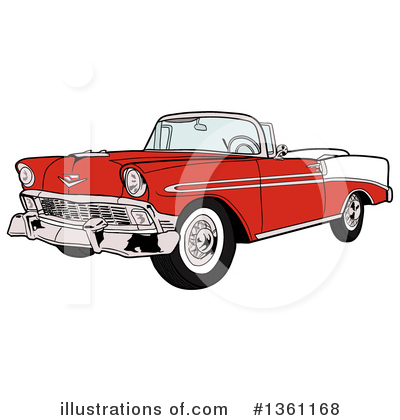 Bel Air Clipart #1361168 by LaffToon