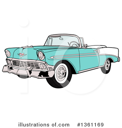 Bel Air Clipart #1361169 by LaffToon
