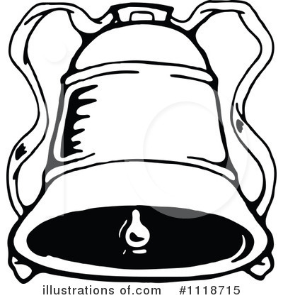 Bell Clipart #1118715 by Prawny Vintage