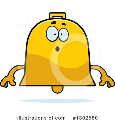 Bell Clipart #1302580 by Cory Thoman