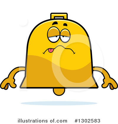 Bell Clipart #1302583 by Cory Thoman