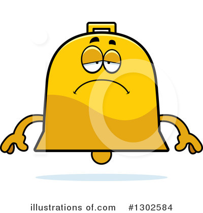 Bell Clipart #1302584 by Cory Thoman
