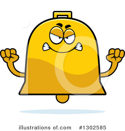 Bell Clipart #1302585 by Cory Thoman