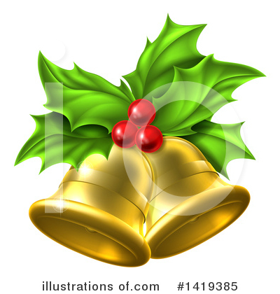 Christmas Clipart #1419385 by AtStockIllustration