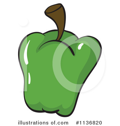 Veggie Clipart #1136820 by Graphics RF