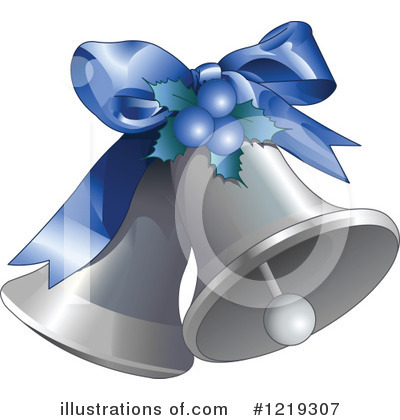 Bells Clipart #1219307 by Pushkin