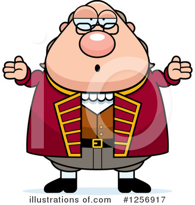 Benjamin Franklin Clipart #1256917 by Cory Thoman