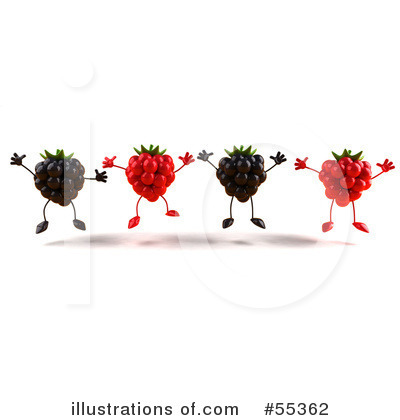 Blackberry Clipart #55362 by Julos