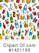 Beverage Clipart #1421199 by Vector Tradition SM