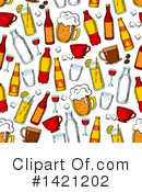 Beverage Clipart #1421202 by Vector Tradition SM