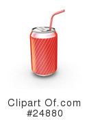 Beverage Clipart #24880 by KJ Pargeter