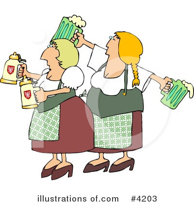 Woman Clipart #4203 by djart