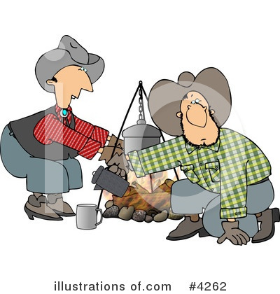 Camping Clipart #4262 by djart