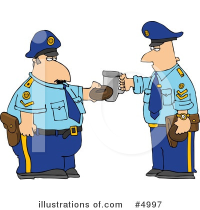 Detective Clipart #4997 by djart