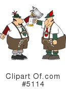 Royalty-Free (RF) beverage Clipart Illustration #5114