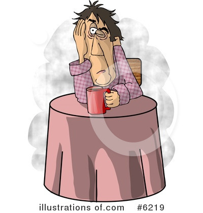 Wake Up Clipart #6219 by djart