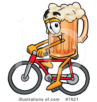 Beverage Clipart #7621 by Toons4Biz