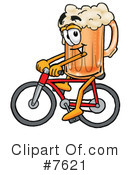 Royalty-Free (RF) Beverage Clipart Illustration #7621