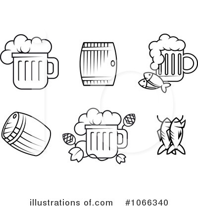 Hops Clipart #1066340 by Vector Tradition SM