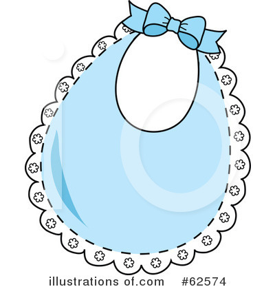 Bib Clipart #62574 by Pams Clipart