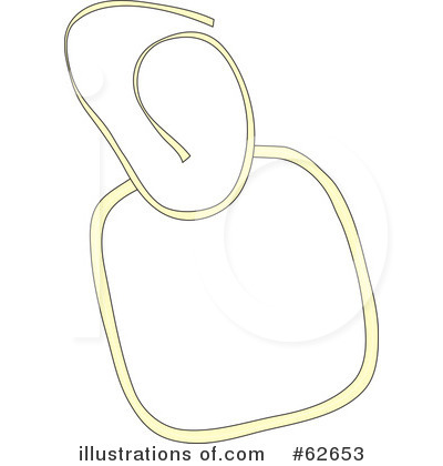 Bib Clipart #62653 by Pams Clipart