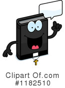 Bible Clipart #1182510 by Cory Thoman