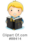 Bible Clipart #88414 by BNP Design Studio